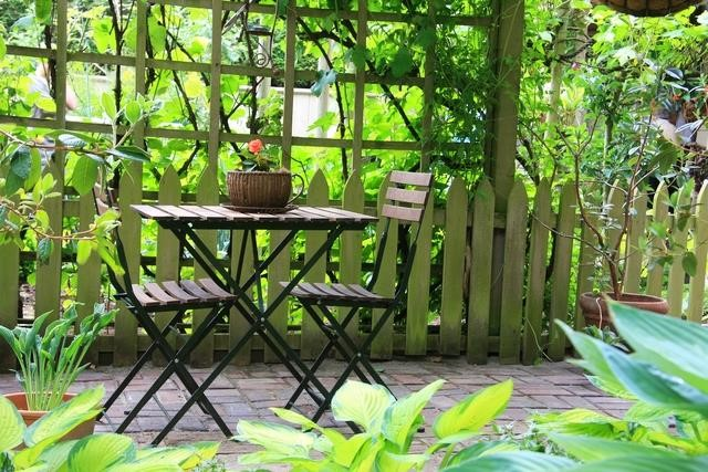 Turn your small garden into a haven with these 12 tips